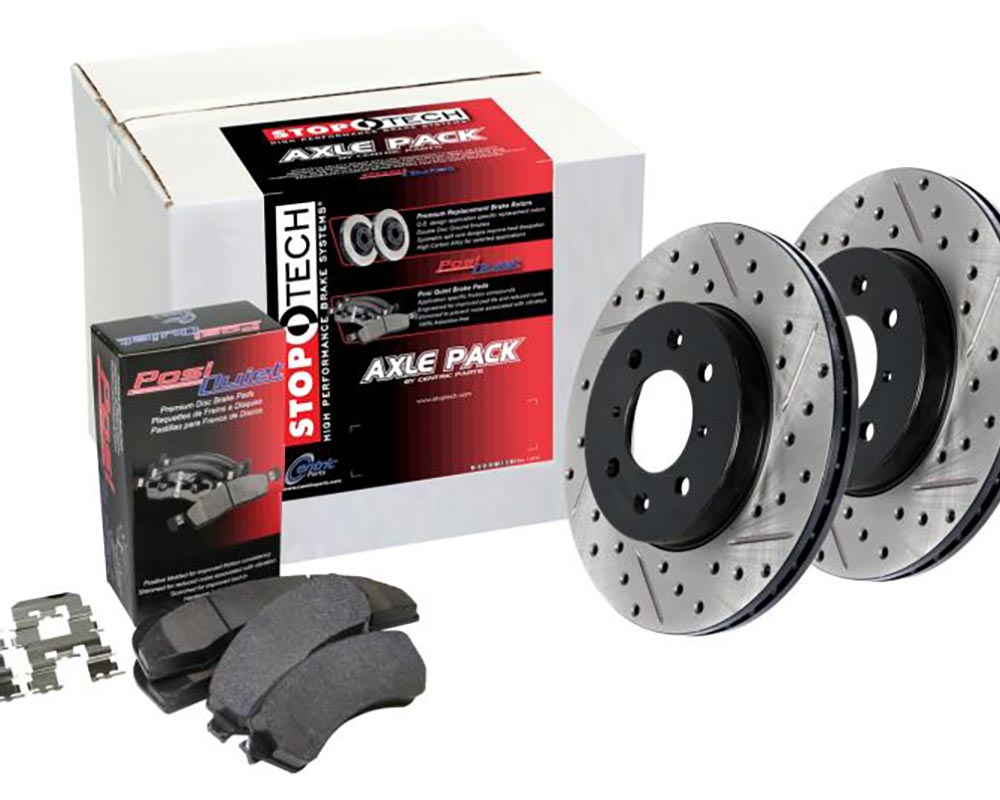 StopTech 934.35157 Street Axle Pack