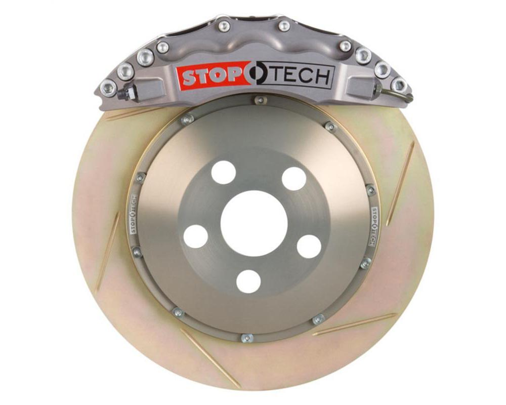 StopTech Trophy Sport Big Brake Kit 2 Piece Rotor Front Mitsubishi Front 2.0L 4-Cyl - 83.622.6700.R3