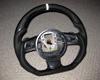 Image of DCT Motorsports Carbon Trim Steering Wheel Audi R8 06-12