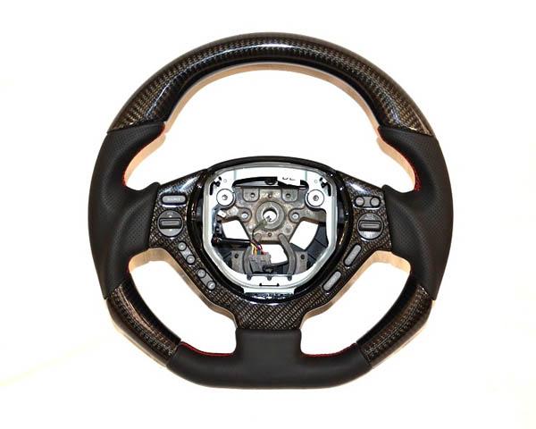 Image of DCT Motorsports Carbon Sport Steering Wheel Nissan R35 GT-R 09-12