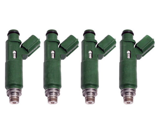 Deatschwerks Top Flow Fuel Injector Set 550cc Scion XA 04+ - 22T-00-0550-4