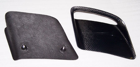 Performance Acura on Downforce Oe Side Vents Acura Nsx 91 05