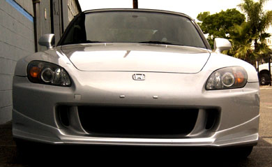 Downforce Sport Front Lip Honda S2000 04-08