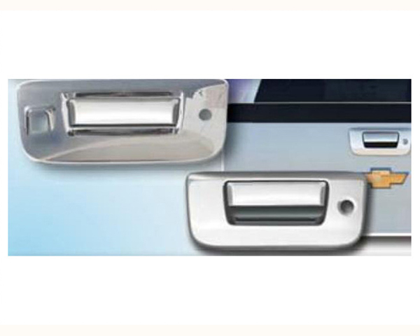 Dh quality automotive accessories stainless steel