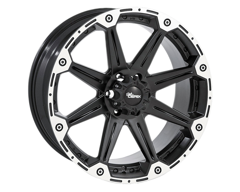 Image of Dick Cepek Torque Wheels 16x8 6x139.7