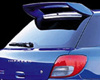 Image of Dolphin Rear Wing 02-on Subaru Wagon WRX