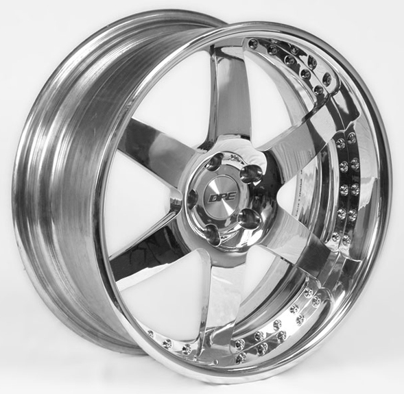 DPE R06 Reverse Lip Wheel 22x8.5