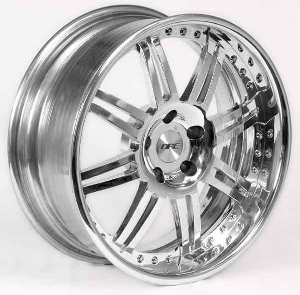DPE R08 Variant S Reverse Lip Wheel 19x10.0