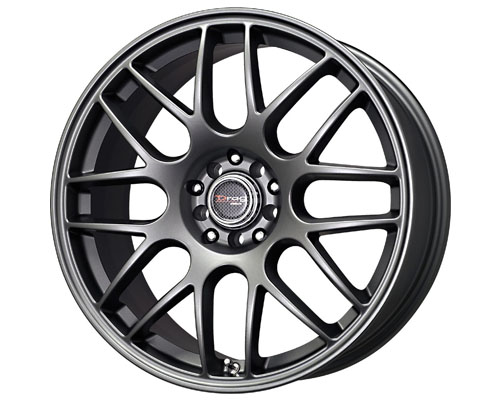 Drag DR-34 17X7.5  5x100/114  45mm   Charcoal Grey - DT-22818
