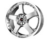 Image of Drag DR-11 18X7.5 5x1005x114.3 45mm Silver Machined Lip
