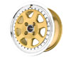 Image of Drag DR-27 15X7 4x100 40mm Gold