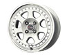 Image of Drag DR-27 15X7 4x100 40mm Silver Machined Lip