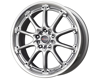 Image of DRAG DR 47 Wheels 18X7 5x1005x114.3 40mm Silver Machined Lip