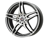 Image of DRAG DR 50 Wheels 15X6.5 4x1004x114.3 40mm Gunmetal Machined Face