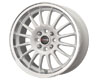 Image of Drag DR-41 15X7 4x100 10mm White Machined Lip