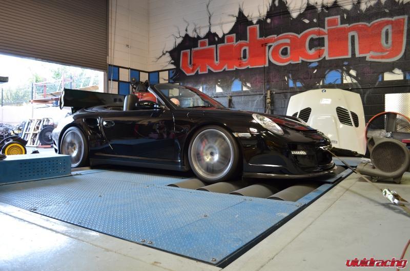 Vivid Racing Stage 2 Horsepower Kit Porsche 997 Turbo 07-09 - VR-997TT-575