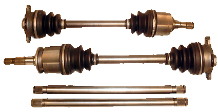 Driveshaft Shop Rear Axle Bar Upgrade Nissan Skyline R33 GTR 95-98 - NIR2