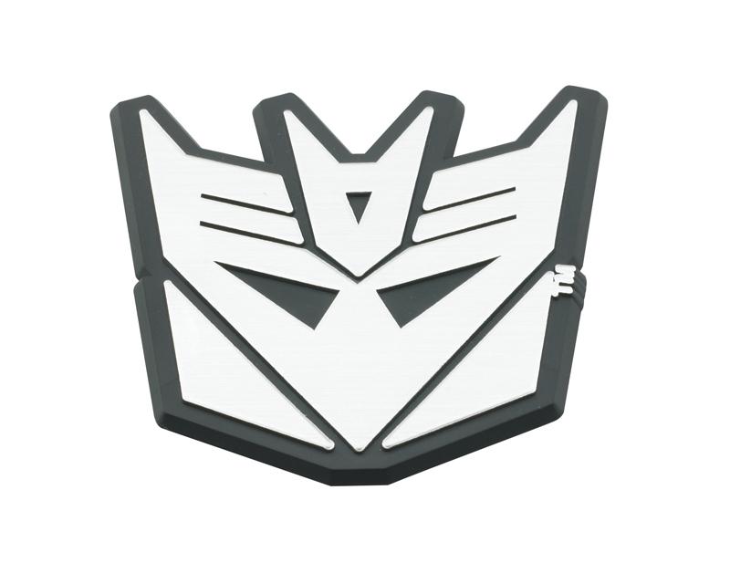 Defenderworx Decepticon Trunk Badge - 900487