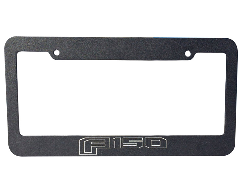 Defenderworx License Plate Frame-Black Ford F-150 2015 - 901342