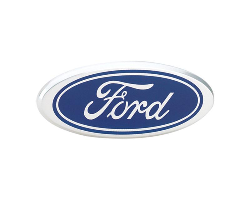 Defenderworx Billet Tailgate Emblem Blue Oval 5-Inch Ford F-150 2015 - 901463