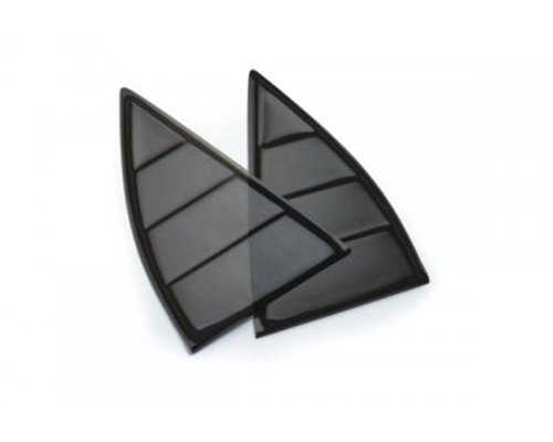 Defenderworx Window Louvers Chevrolet Camaro 10-14 - CB-1010