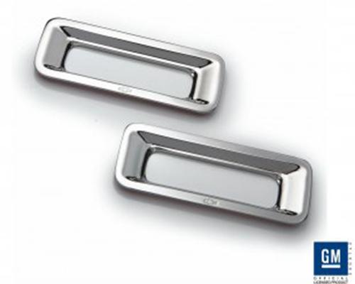 Defenderworx Reverse Lights Chrome Chevrolet Camaro 10-13 - CC-1012