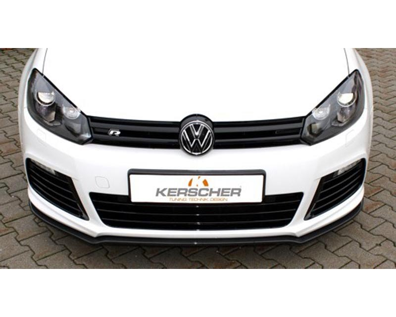 Kerscher Carbon Fiber Splitter for Volkswagen Golf 6 R 09-13 - 3019302KER