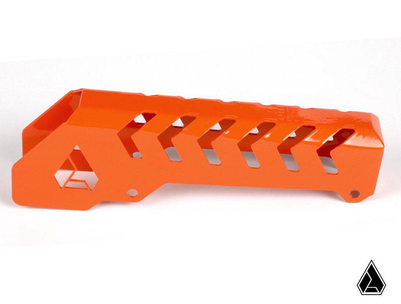 Assault Industries E-Brake Lever Cover Orange Polaris Slingshot 15-17 - AISEB3-O