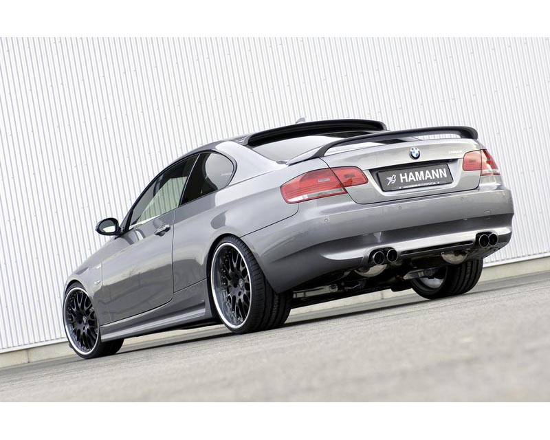 Hamann Rear Roof Spoiler Bmw E92 3 Series Coupe 07 11