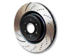 EBC Brakes GD Drilled and Slotted Sport Rear Rotor Honda Accord Wagon 2.2L 91-97