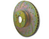 Image of EBC Brakes GD Drilled and Slotted Sport Front Rotor 10.1-Inch Ford Escort 1.8 1.9 2.0 91-02