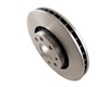 EBC Brakes Premium OEM Replacement Rear Rotor Mercedes-Benz C280 3.0L 06-07