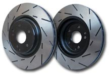 EBC Brakes Ultimax Slotted Sport Rear Rotor Dodge Magnum RT 5.7L 04-09