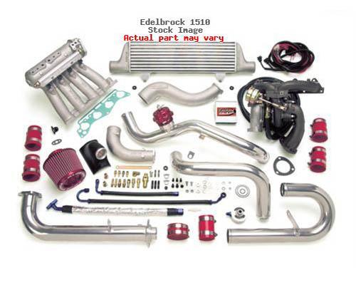 Eldebrock Performer X Turbo Kit Acura Integra 00-01