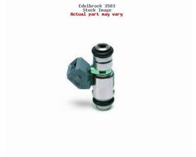 Edelbrock Pico-Style Fuel Injectors Flows 29 pounds - 3583