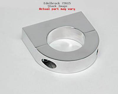 Edelbrock 1 5/8 in. Bottle Roll Cage Mount Adapter - 72615
