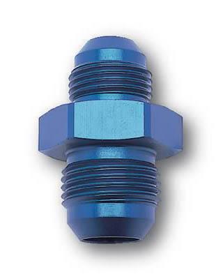 Edelbrock 1/8 in NPT Male Steel 90 Degree Pipe Nipple - 76554