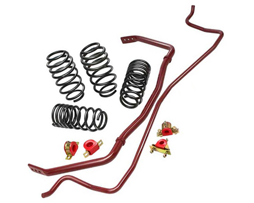 Eibach Pro Plus Suspension Kit Ford Mustang Shelby GT500 07-10