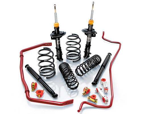 Eibach Pro System Plus Suspension Kit Ford Focus Sedan & Hatchback 00-05