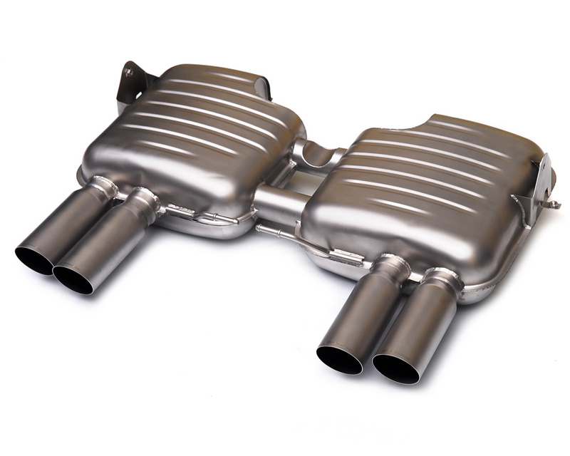Image of Eisenmann Inconel Catback Exhaust 4x76mm Tips BMW M3 CoupeCabrio 4.0L 08-13