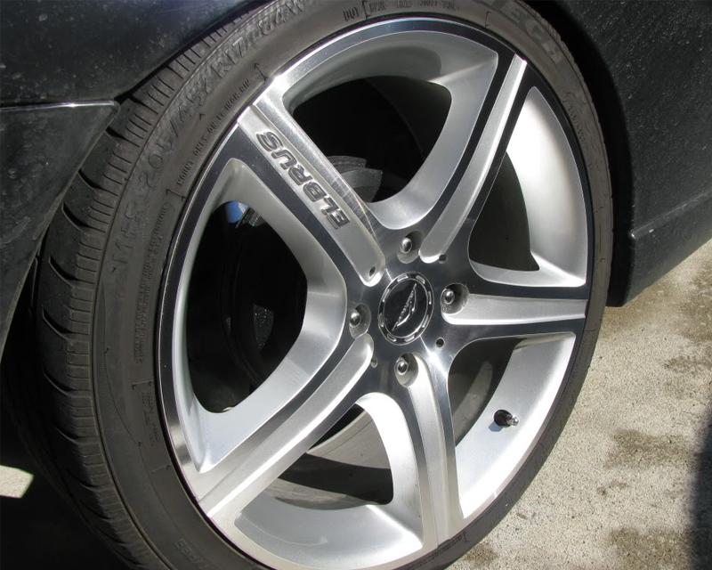 Image of Elbrus I02 Wheels 16x7.5 4x100 38