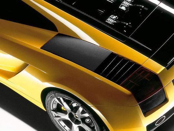 Elite Carbon Fiber Quarter Panel Air Intake Lamborghini Gallardo 03-12 - GALSAIS01