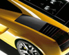 Image of Elite Carbon Fiber Quarter Panel Air Intake Lamborghini Gallardo 03-12