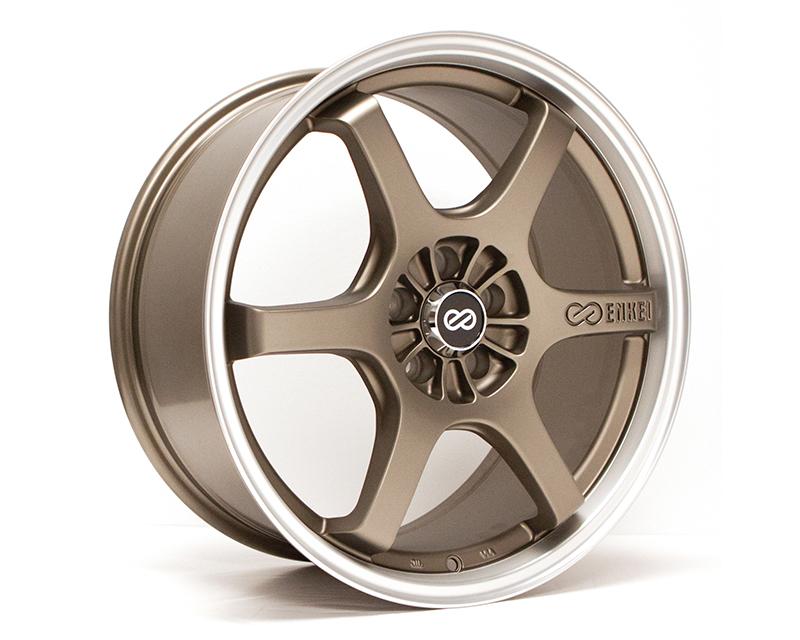 Image of Enkei Performance SR6 Wheels 15x6.5 4x100 38