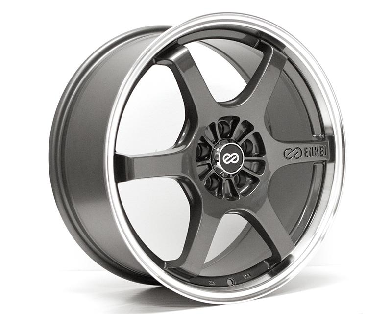 Image of Enkei Performance SR6 Wheels 16x7 5x114.3 38