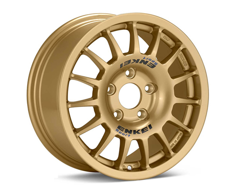 Image of Enkei RC-G4 Gold Wheel 15x6.5 4x100 50mm