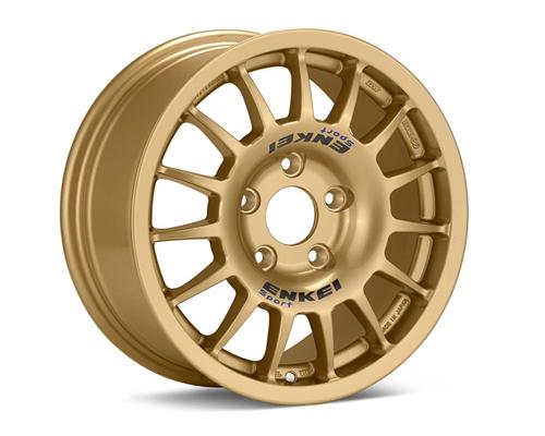 Image of Enkei RC-G4 Gold Wheel 15x6.5 4x100 50mm