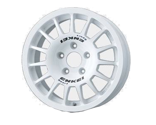 Image of Enkei RC-G4 White Wheel 15x6.5 4x100 30mm