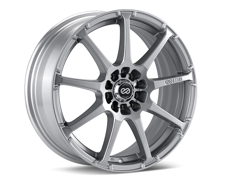 Enkei EDR9 Wheel Performance Series Silver 18x7.5 5x100/114.3 38mm - 441-875-0238SP