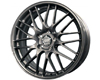 Enkei EKM3 Wheel 18x8.0 5x110